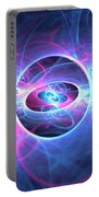Galaxy Atoms Portable Battery Charger