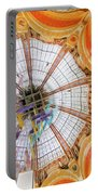 Galeries Lafayette Inside 4 Art Portable Battery Charger