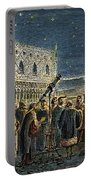Galileo Galilei, 1564-1642 Portable Battery Charger