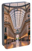 Galleria Milan Italy II Portable Battery Charger