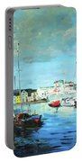 Galway Docks Portable Battery Charger
