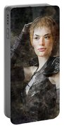 Game Of Thrones. Cersei Lannister. Portable Battery Charger