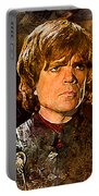 Game Of Thrones. Tyrion Lannister. Portable Battery Charger