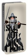 Gandalf - The Lord Of The Rings Portable Battery Charger