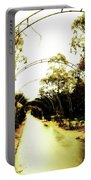 Garden Arches Of Gold Portable Battery Charger