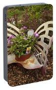 Garden Art Portable Battery Charger