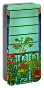 Garden Balcony Portable Battery Charger