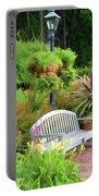 Garden Benches 5 Portable Battery Charger