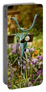 Garden Bicycle Portable Battery Charger