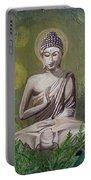 Garden Buddha Portable Battery Charger