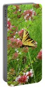 Garden Butterfly Portable Battery Charger