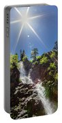 Garden Creek Falls Portable Battery Charger