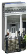 Garden District 15 Portable Battery Charger
