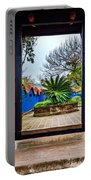 Garden Door Portable Battery Charger