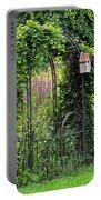 Garden Entrance Portable Battery Charger