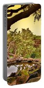 Garden For The Ones Of Flight - Deep Cut Gardens Portable Battery Charger