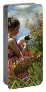 Garden Gatherings Portable Battery Charger