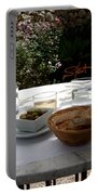 Garden Lunch Mallorca Portable Battery Charger