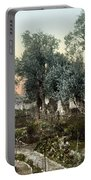 Garden Of Gethsemane Portable Battery Charger
