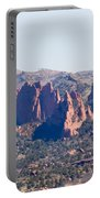Garden Of The Gods And Colorado Springs Portable Battery Charger