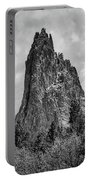 Garden Of The Gods Monotone Portable Battery Charger