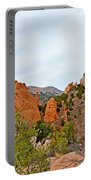 Garden Of The Gods Study 6 Portable Battery Charger