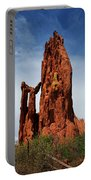 Garden Of The Gods Tower Formation Portable Battery Charger