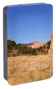 Garden Of The Gods View Portable Battery Charger
