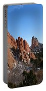 Garden Of The Gods Winter Portable Battery Charger
