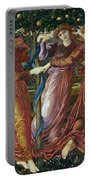 Garden Of The Hesperides Portable Battery Charger