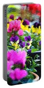 Garden Plants Portable Battery Charger