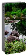 Garden Reflections ... Portable Battery Charger
