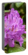 Garden Rhodoendron Plant Portable Battery Charger