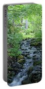 Garden Springs Creek In Spokane Portable Battery Charger