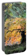 Garden Tapestry Portable Battery Charger