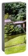 Garden Tea Houses Portable Battery Charger