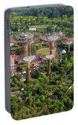 Gardens By The Bay Portable Battery Charger