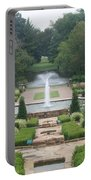 Gardens Fountain Portable Battery Charger
