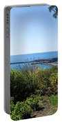 Gardens Overview - Lyme Regis Portable Battery Charger
