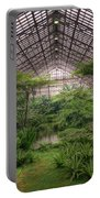 Garfield Park Conservatory Main Pond Portable Battery Charger