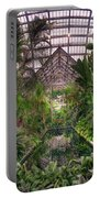 Garfield Park Conservatory Reflecting Pool Portable Battery Charger
