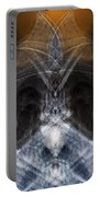 Gargoyle Priestess  Portable Battery Charger