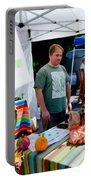 Garlic Festival Vendors Portable Battery Charger