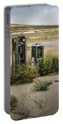 Gas Station Relics Portable Battery Charger
