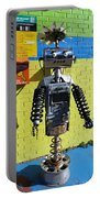 Gas Station Robot Portable Battery Charger