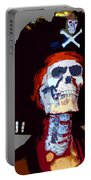 Gasparilla Pirate Fest Poster Portable Battery Charger