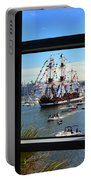 Gasparilla Through The Looking Glass Portable Battery Charger