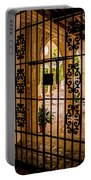 Gate - Alcazar Of Seville - Seville Spain Portable Battery Charger