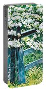 Gate And Blossom Portable Battery Charger