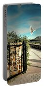 Gate To The Martyrs Portable Battery Charger